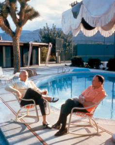 Frank Sinatra's Swimming Pool