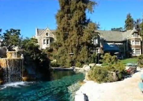 celebrity pools charlie sheen and more