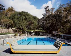 Jack Warner's Swimming Pool