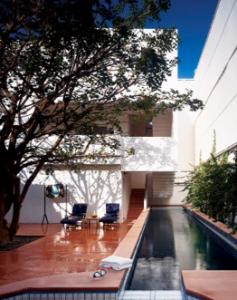 Robert Graham's Swimming Pool