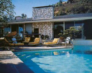 Ronald Reagan's Swimming Pool