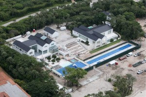 Tiger Woods' Swimming Pool